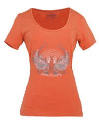 T-Shirt orange Outback
